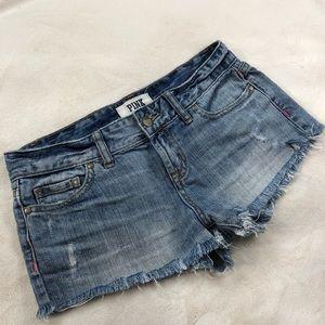 PINK shorts size 0